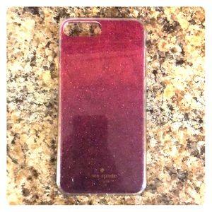 Iphone 7/8 plus Kate spade phone case
